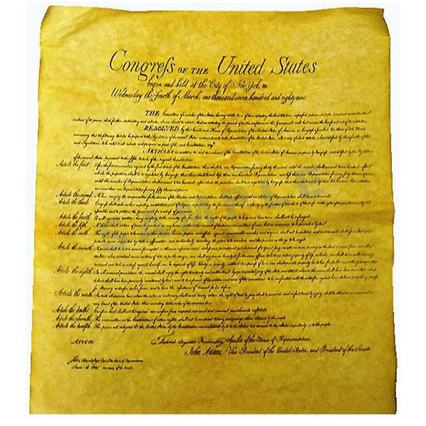Bill of Rights - Library of Congress Shop