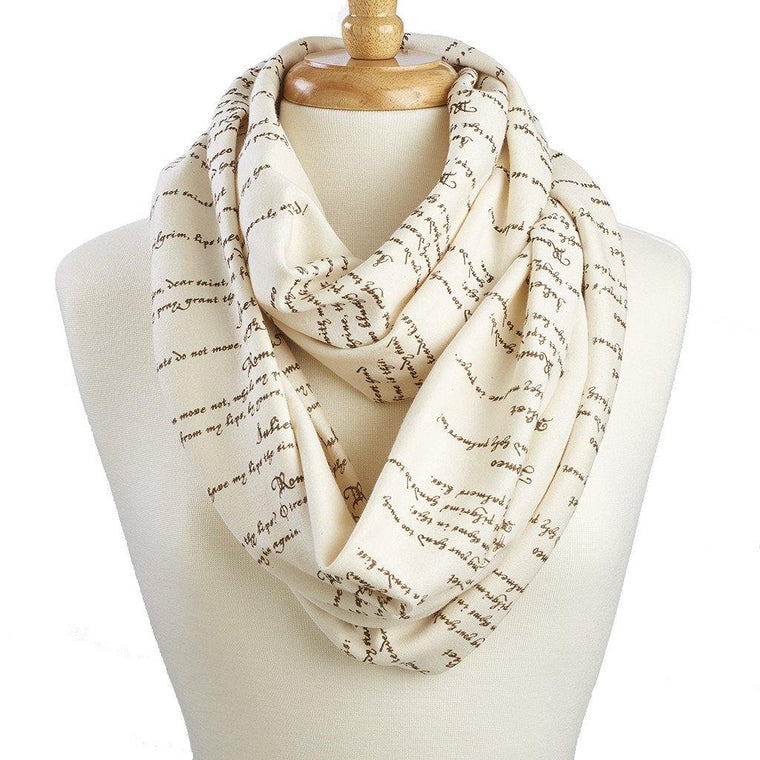 Classic Story Infinity Scarf
