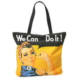 We Can Do It! Tote