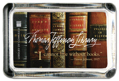 Thomas Jefferson's Library Paperweight