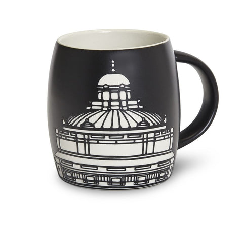 Incised Library Dome Mug