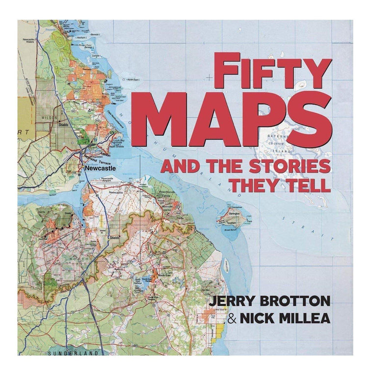Fifty Maps and the Story They Tell