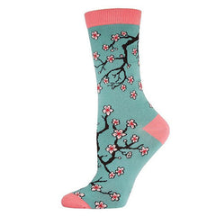 Cherry Blossom Socks - Library of Congress Shop