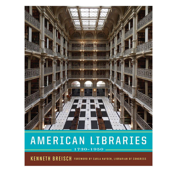 American Libraries 1730-1950