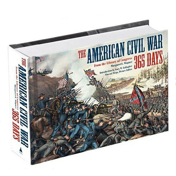 American Civil War:  365 Days - Library of Congress Shop
