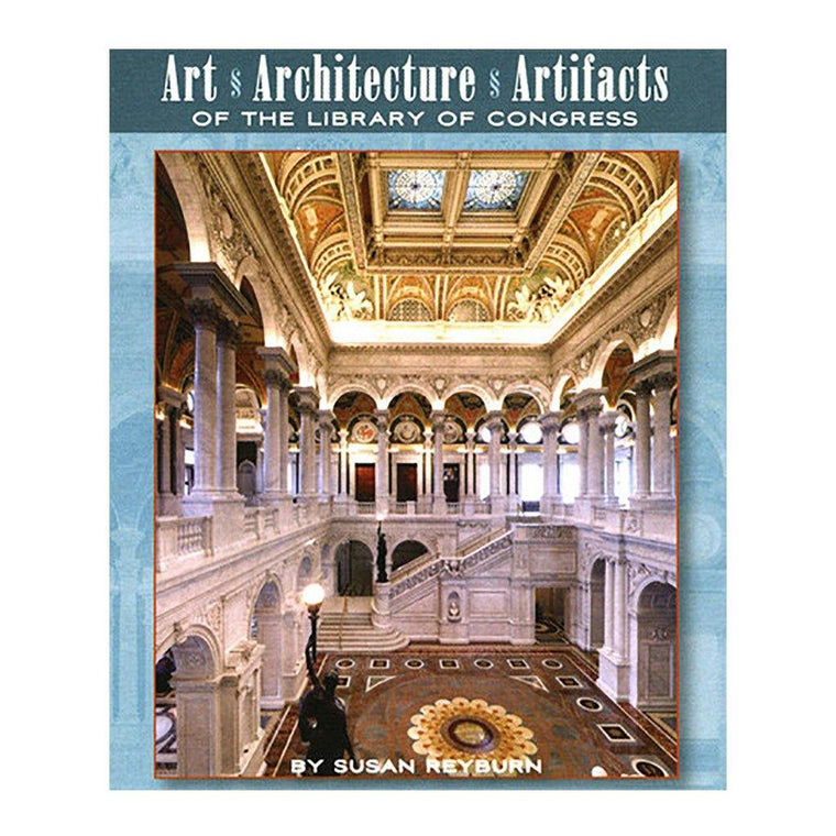 Art Architecture Artifacts of the Library of Congress Knowledge Cards