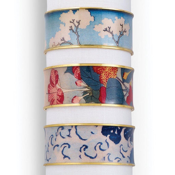Japanese Art Bracelets - Library of Congress Shop