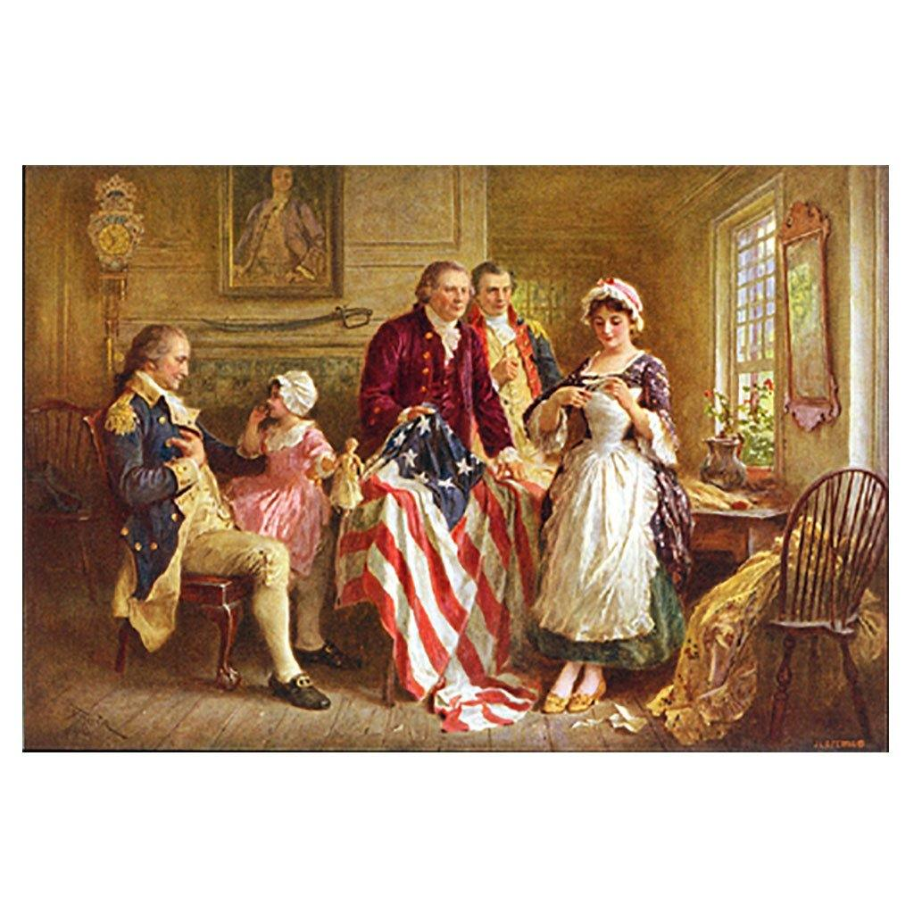 Betsy Ross 1777 - Library of Congress Shop