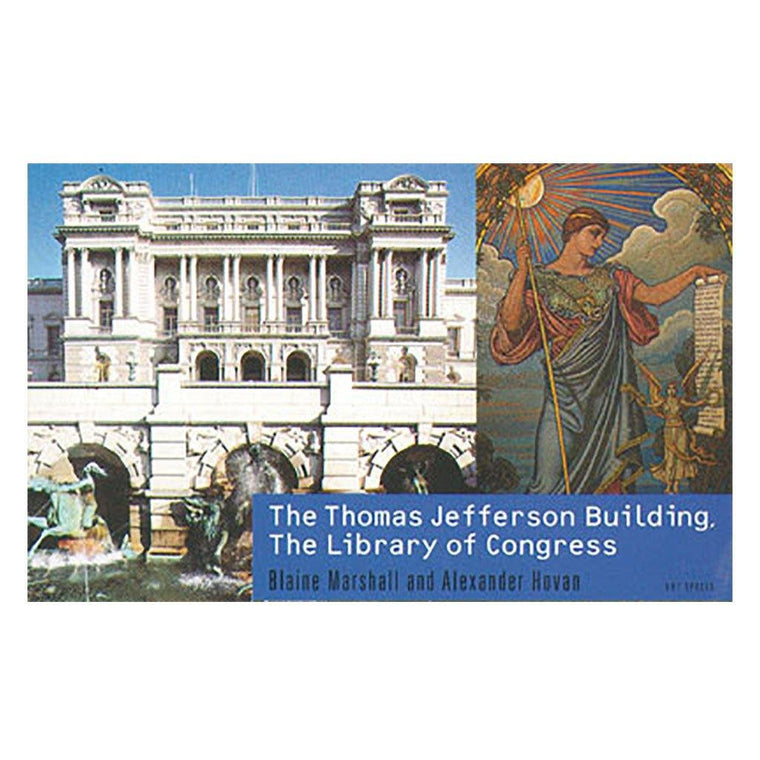 The Thomas Jefferson Building of the Library of Congress (W)