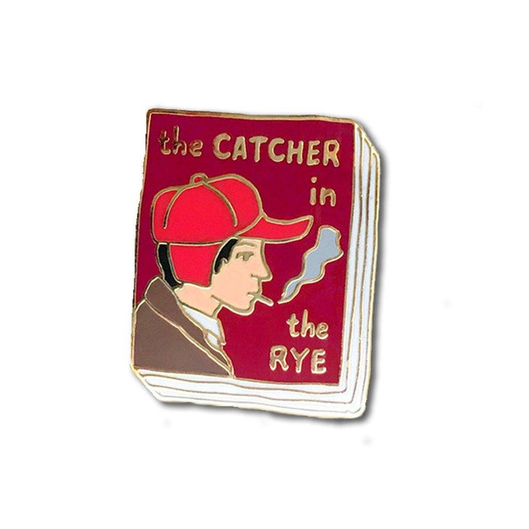 Catcher in the Rye Pin