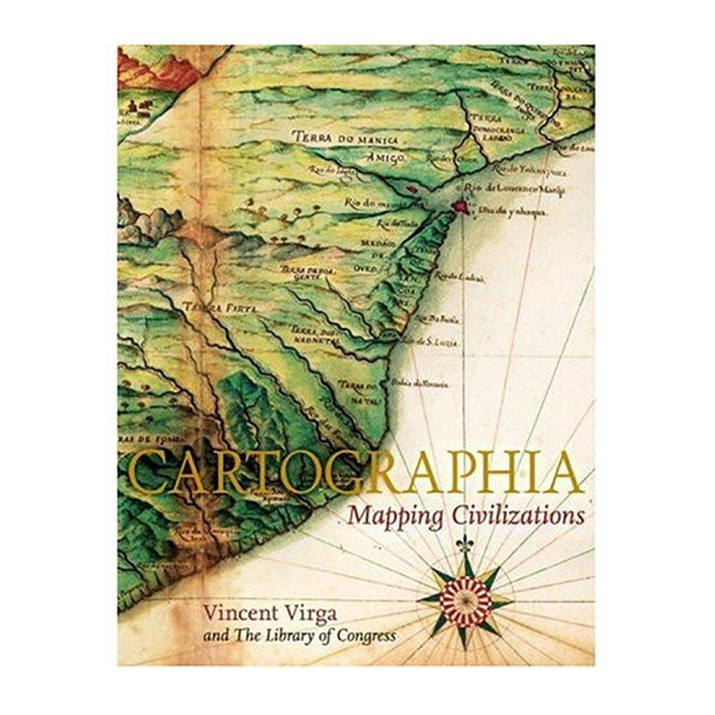 Cartographia:  Mapping Civilizations - Library of Congress Shop