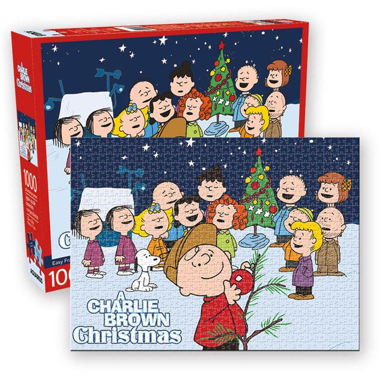 Charlie Brown Christmas Puzzle