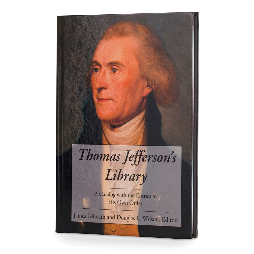 Superb Thomas Jeffersonu0027s Library: A Catalog With The Entries In His Own Order ...