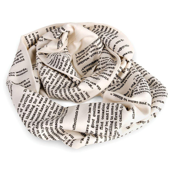 Classic Story Infinity Scarf - Library of Congress Shop