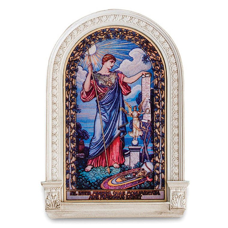 Minerva of Peace Ornament