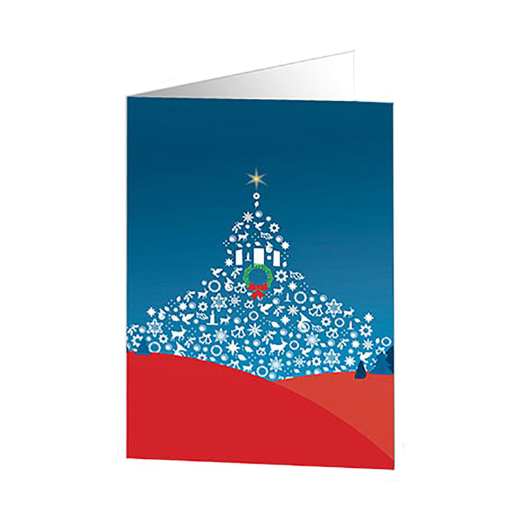 LOC Dome Holiday Cards