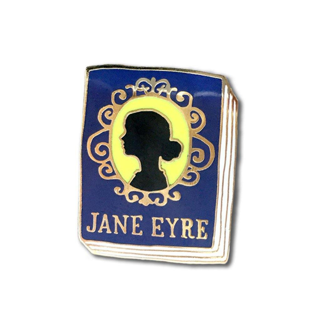 Jane Eyre Pin