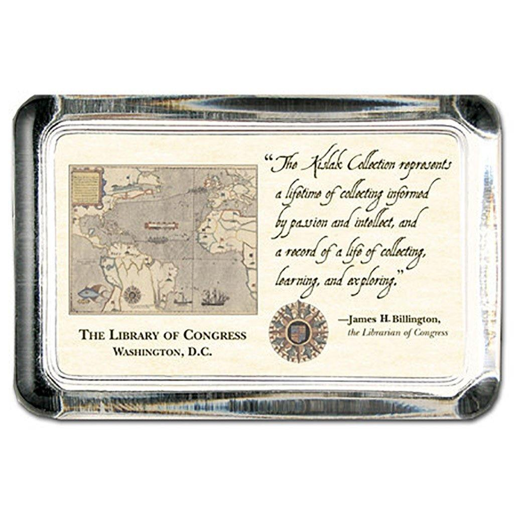 Boazio Paperweight - Library of Congress Shop
