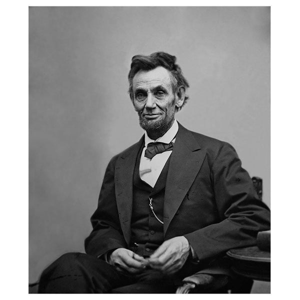 Abraham Lincoln Print - Library of Congress Shop