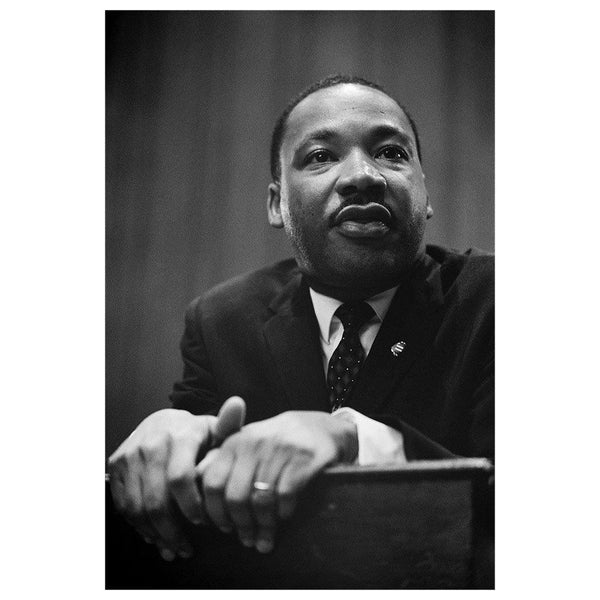 Dr. Martin Luther King Jr. Print - Library of Congress Shop