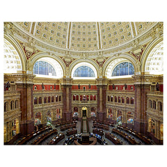 Main Reading Room Print - Library of Congress Shop