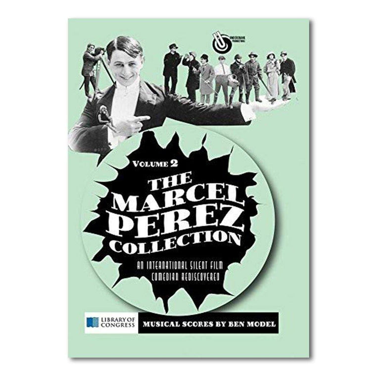 The Marcel Perez Collection Volume 2 DVD (fully restored by the Library of Congress)