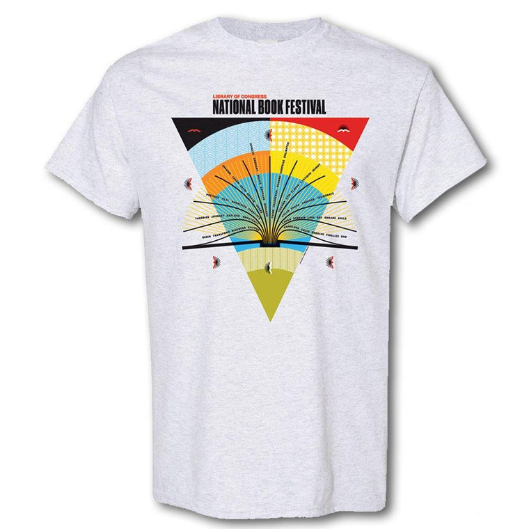 2019 National Book Festival T-shirt