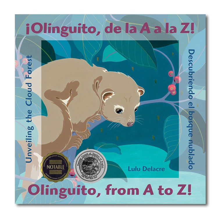 Olinguito, from A to Z!