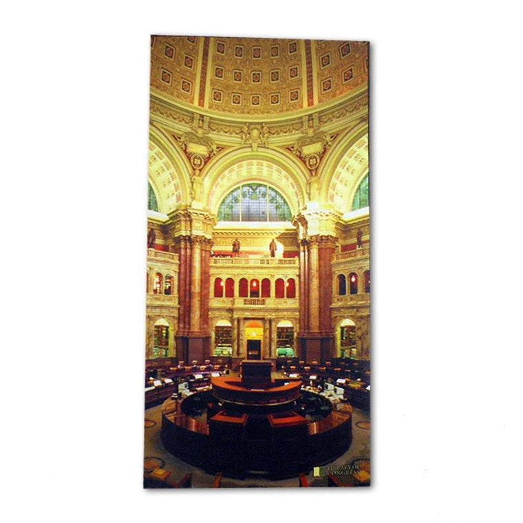 Main Reading Room Canvas Print