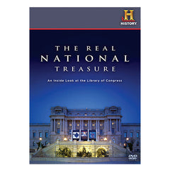 Real National Treasure: An Inside Look at the Library of Congress DVD