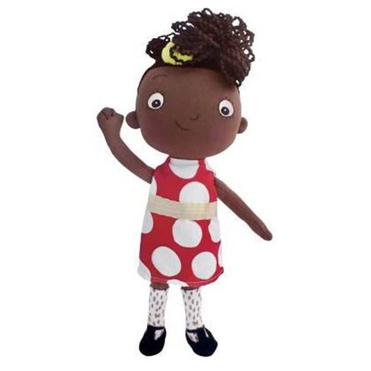 Ada Twist Scientist Plush Doll