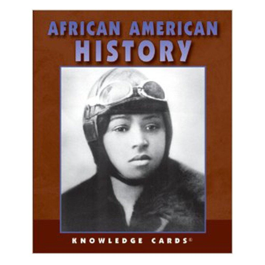 African American History Knowledge Cards - Library of Congress Shop