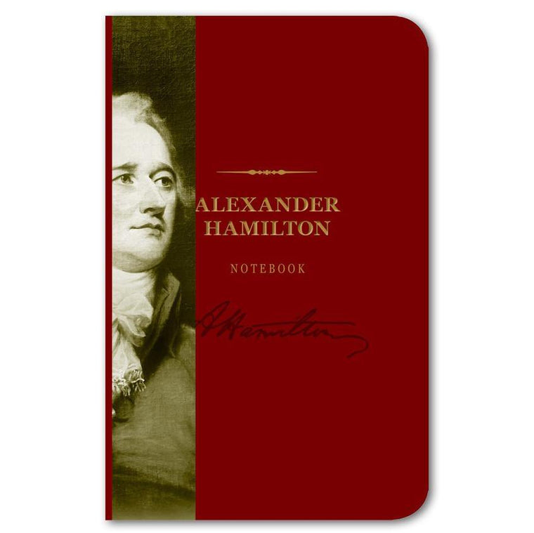 Alexander Hamilton Signature Journal
