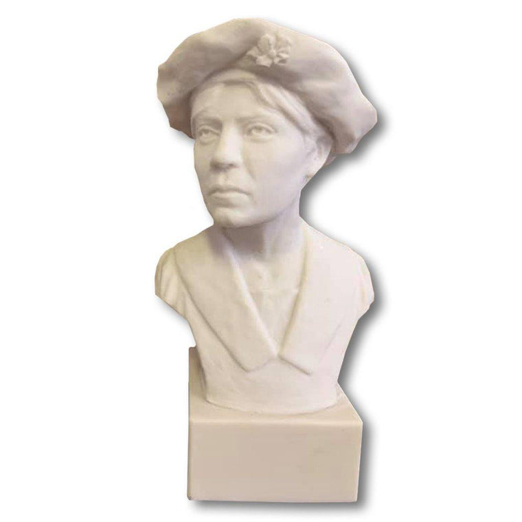 Alice Paul Bust