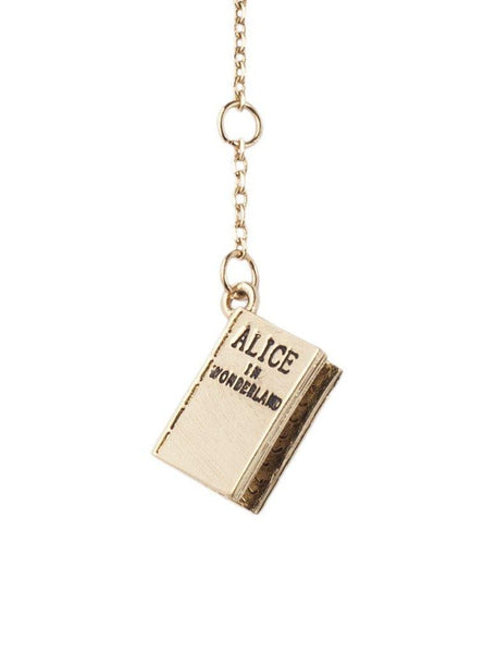 Alice in Wonderland Necklace - Library of Congress Shop