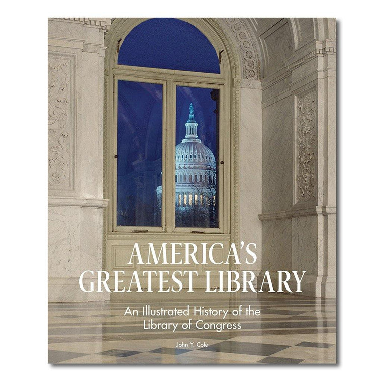 America's Greatest Library (W)