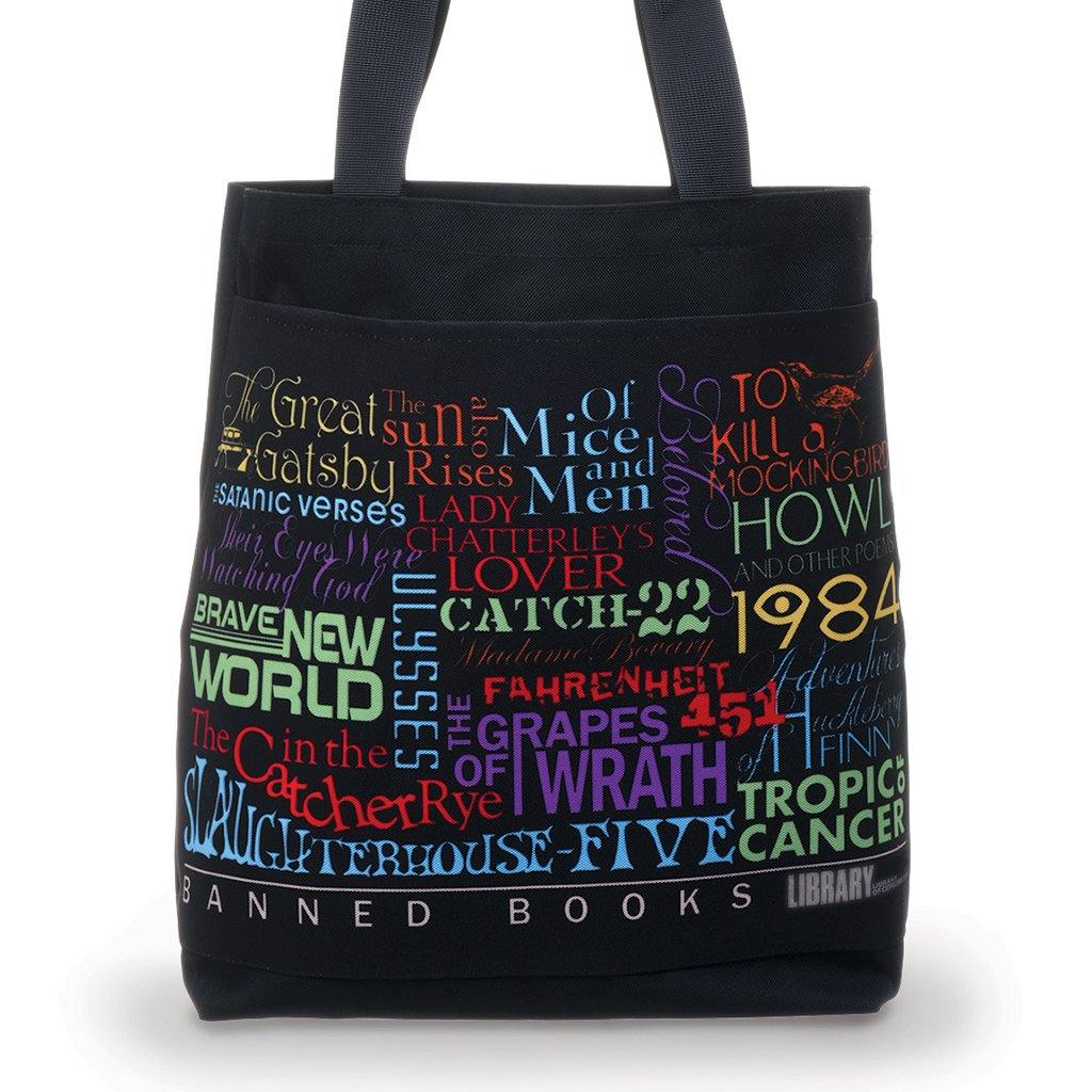 Banned Books Tote - Library of Congress Shop