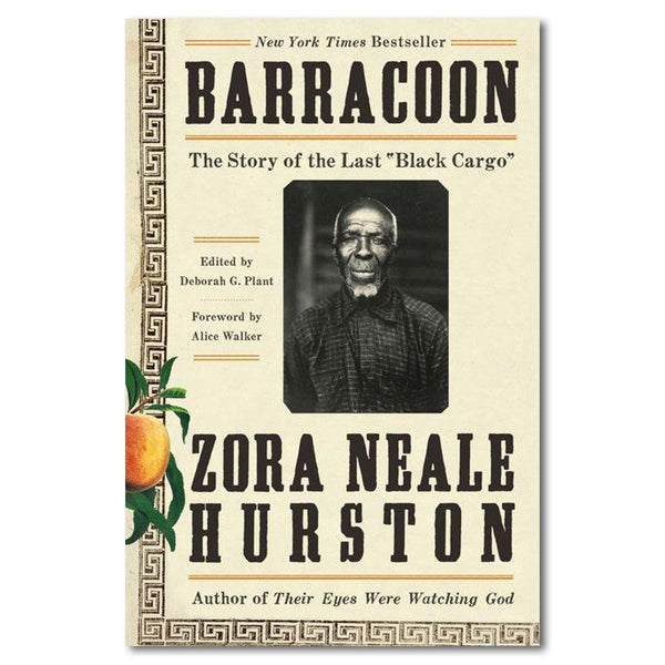 "Barracoon: The Story of the Last ""Black Cargo"" - Library of Congress Shop"