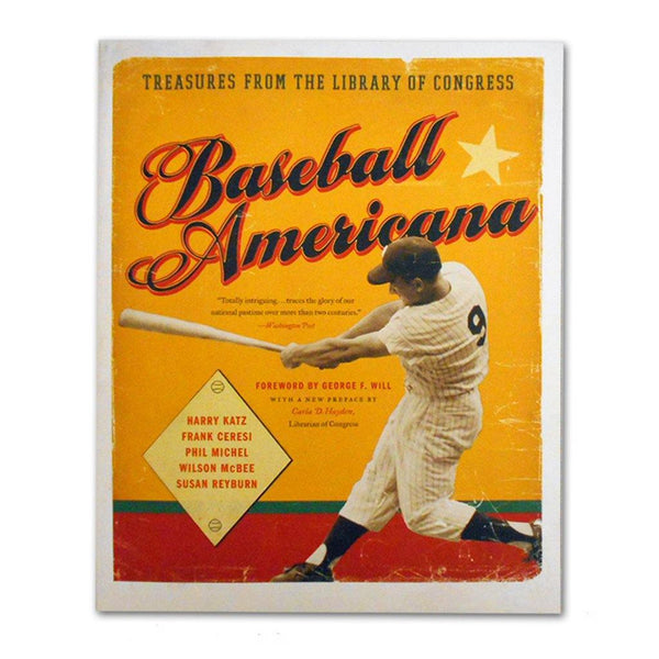 Baseball Americana - Library of Congress Shop