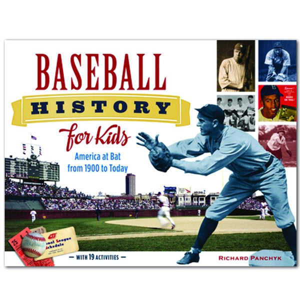 Baseball History for Kids - Library of Congress Shop