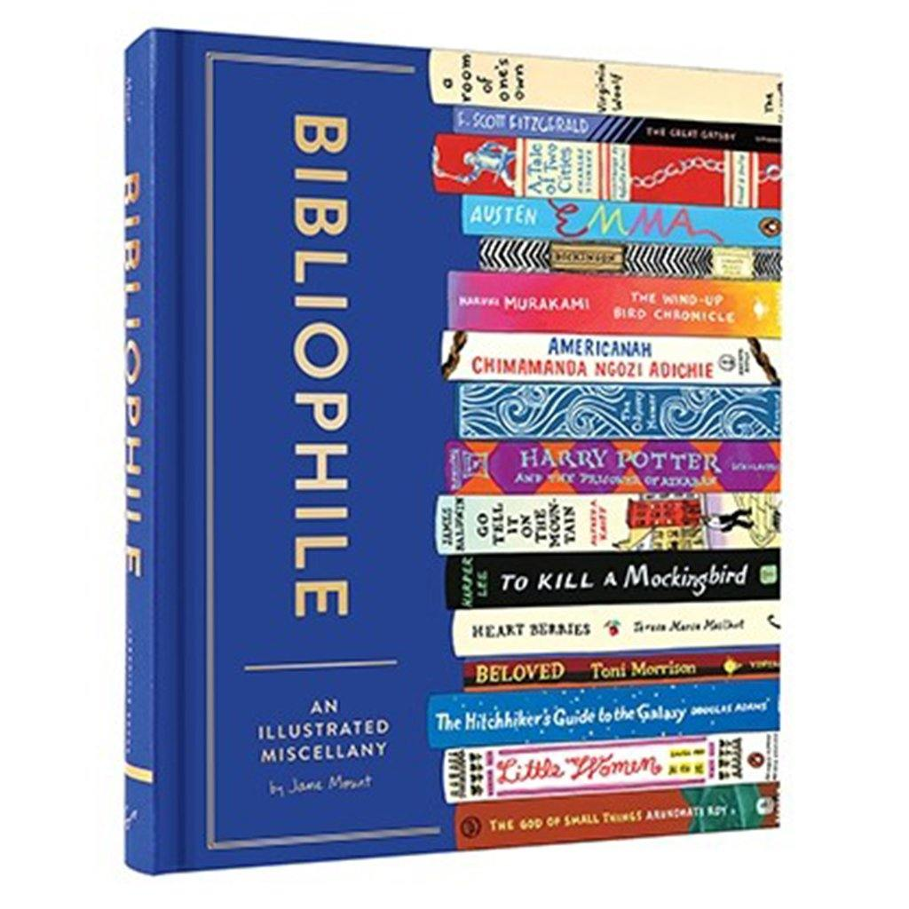 Bibliophile: An Illustrated Miscellany - Library of Congress Shop