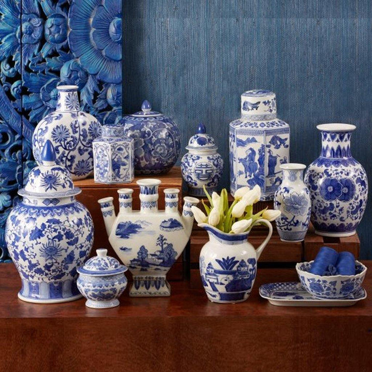 Chinoserie Porcelain