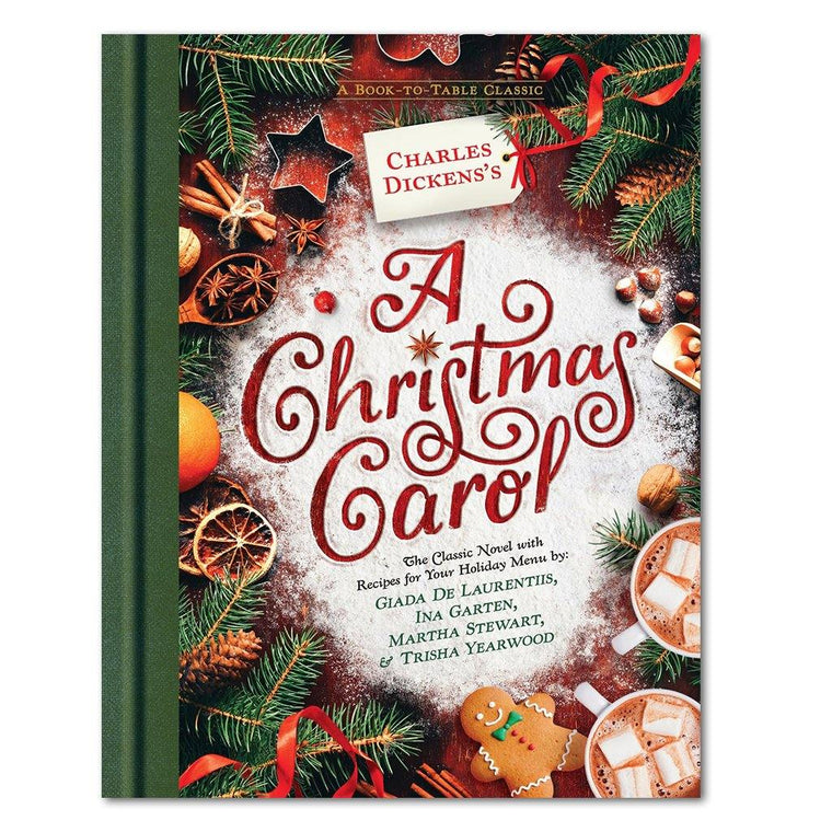 A Christmas Carol: A Book to Table Classic