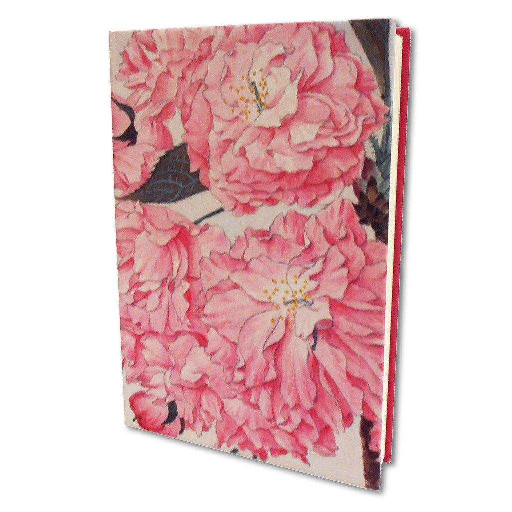 Cherry Blossom Large Journal - Library of Congress Shop