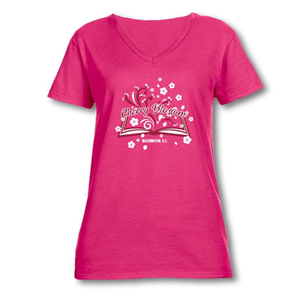 Cherry Blossom T-shirt - Library of Congress Shop