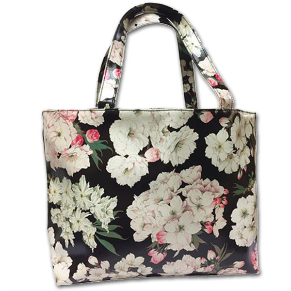 Cherry Blossom Tote Bag - Library of Congress Shop