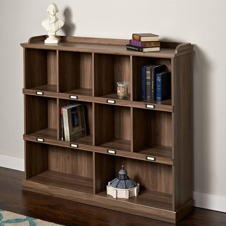Card Catalog Bookcase
