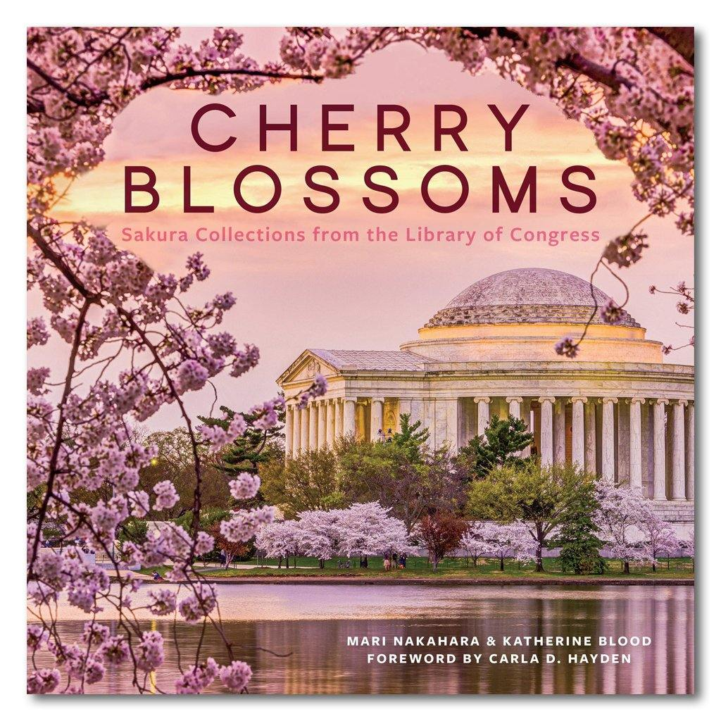 Cherry Blossoms: Sakura Collections from the Library of Congress - Library of Congress Shop