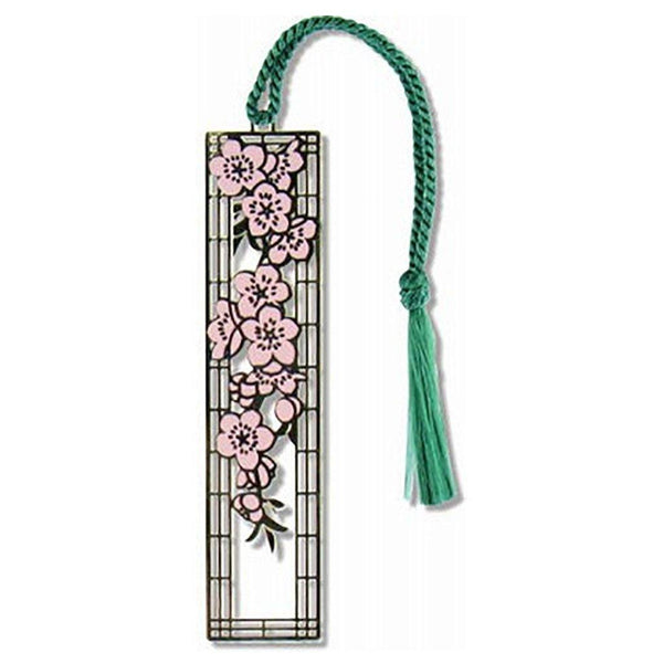 Cherry Blossom Bookmark - Library of Congress Shop
