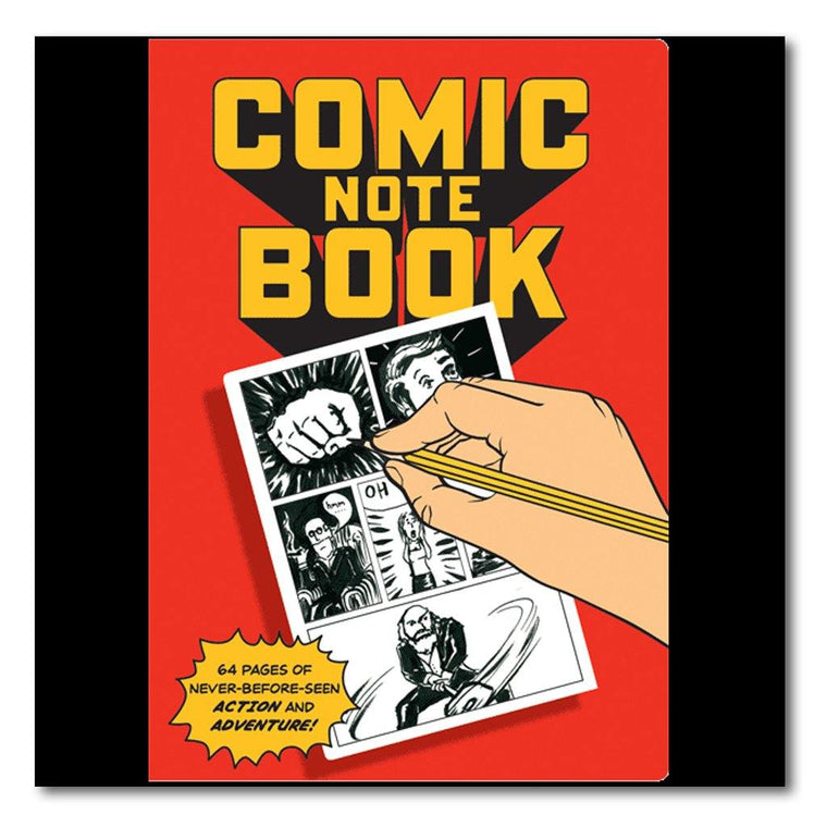 Comic Notebook